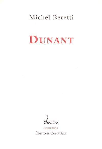 Dunant Editions Comp'Act